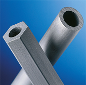 Stainless steel hollow bars